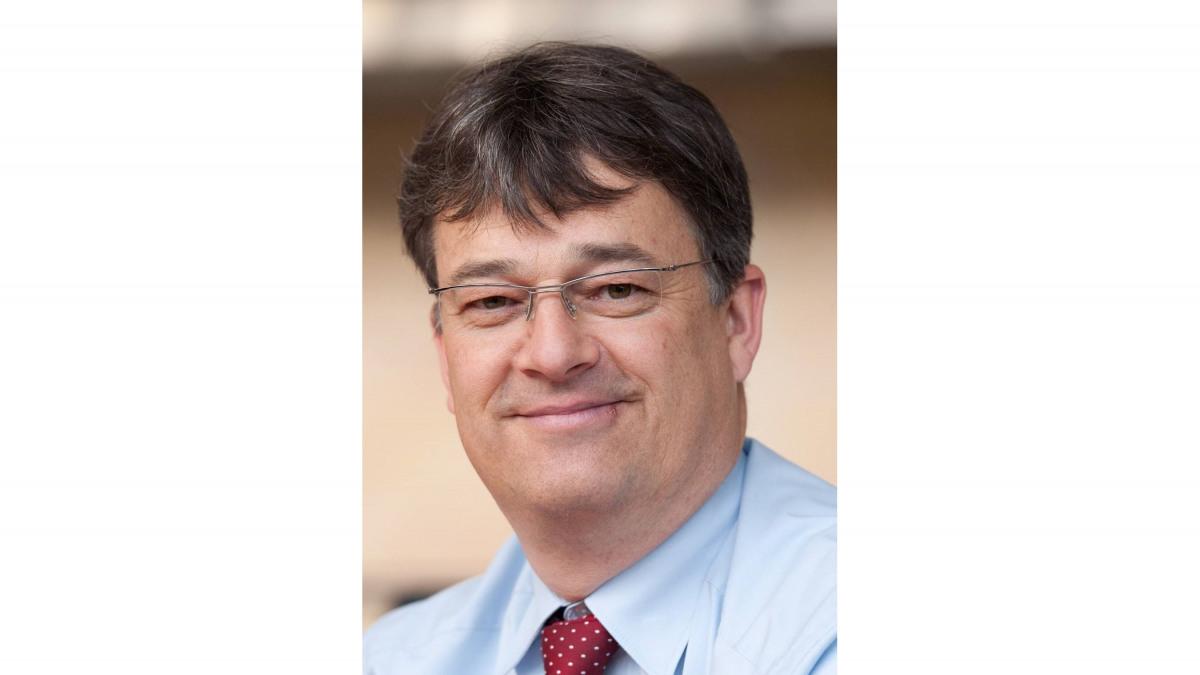 Resident manager Ulrich Traugott