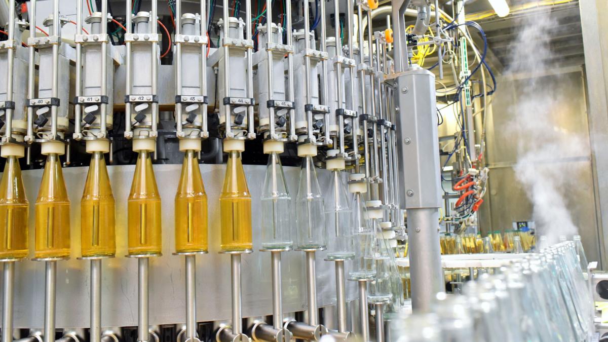Production de boissons
