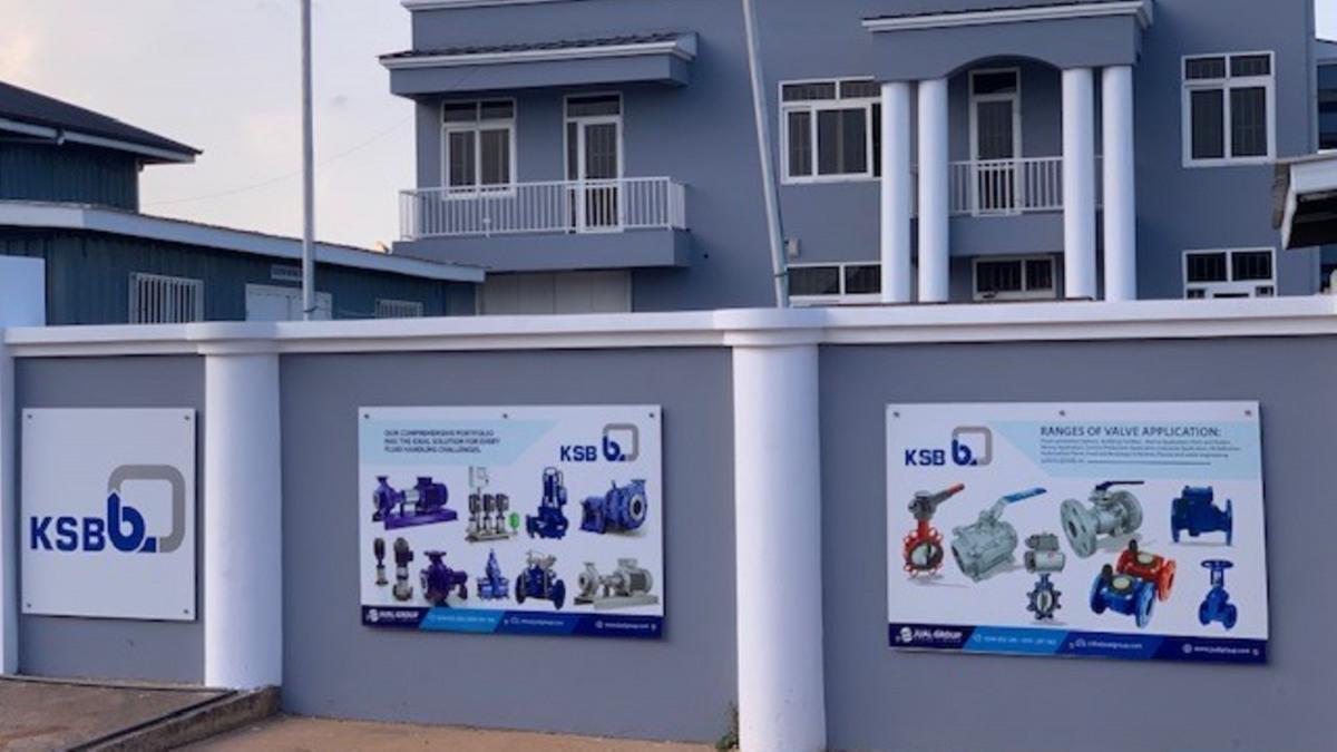 KSB Headquarter in Accra