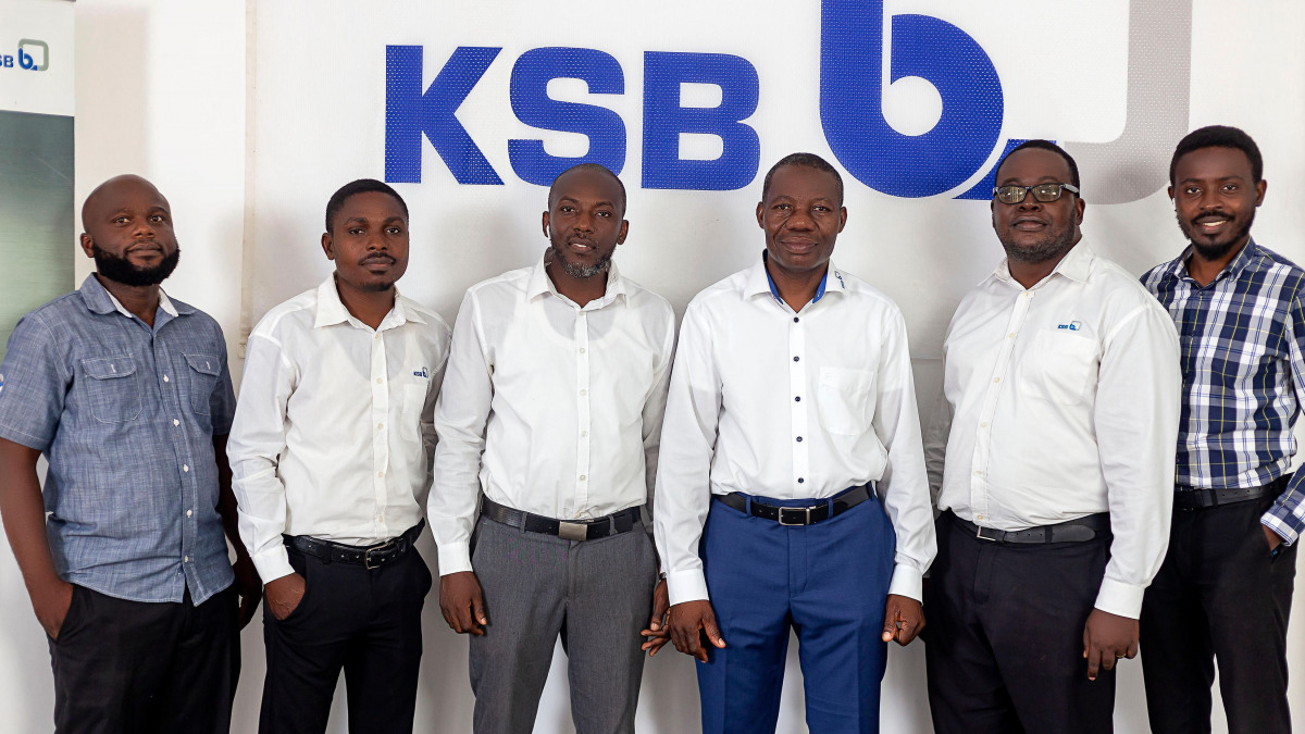 Responsabilité chez KSB Ghana