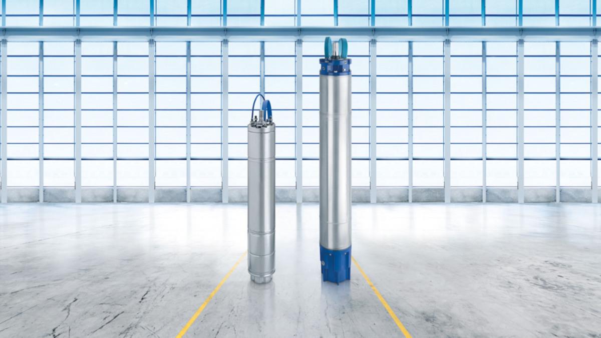 UMA-S: De zeer efficiënte onderwatermotor voor onderwaterpompen