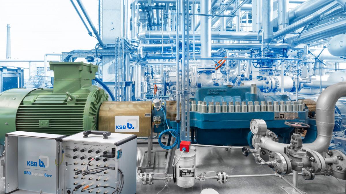 CHTRa in PCK Schwedt Raffinerie