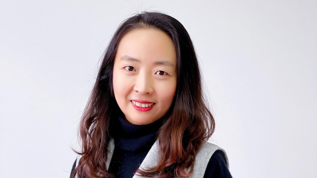 Joyce Teng from China, Head of HR, KSB Region Asia North