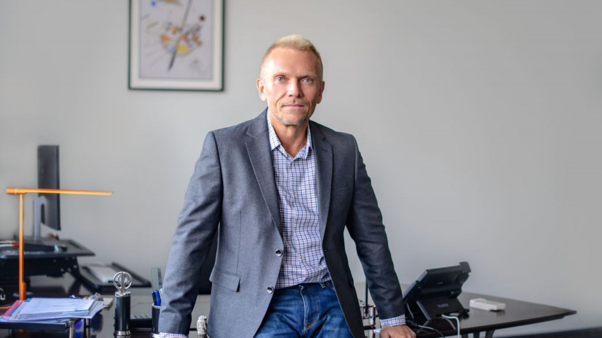 Andrey Dobrodeev, Managing Director of OOO KSB in Russia