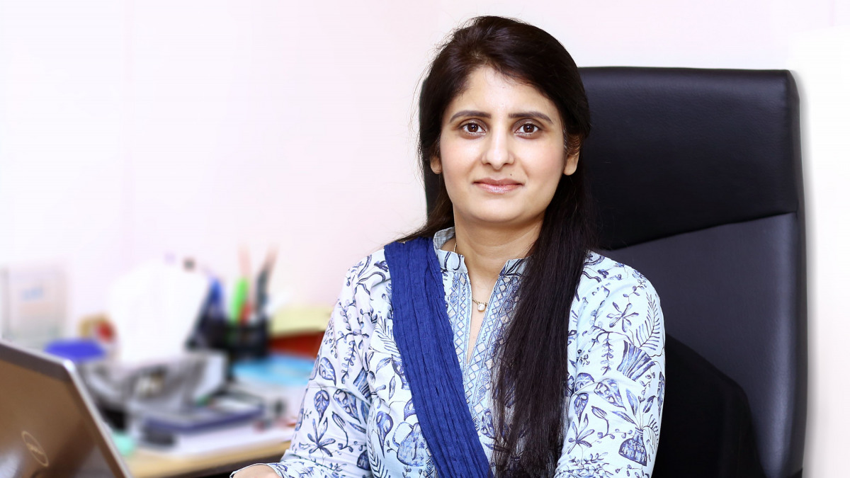 Adan Sultan, Finance department, KSB Pumps Company Limited in Pakistan