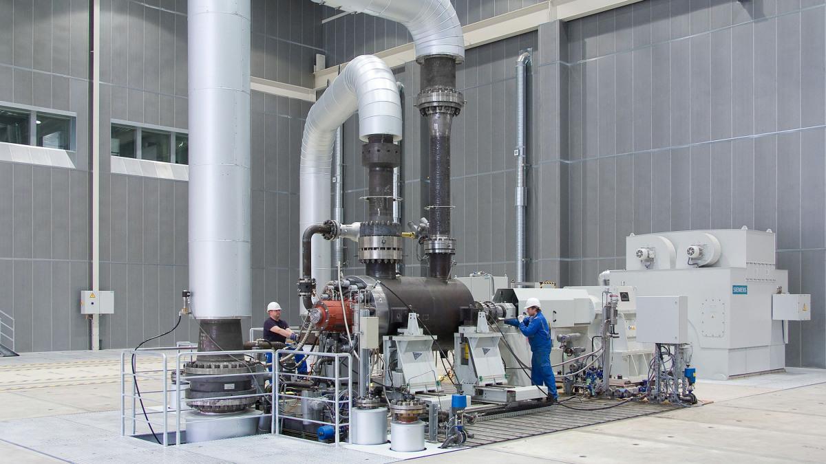 Flexibilität für fossile Kraftwerke