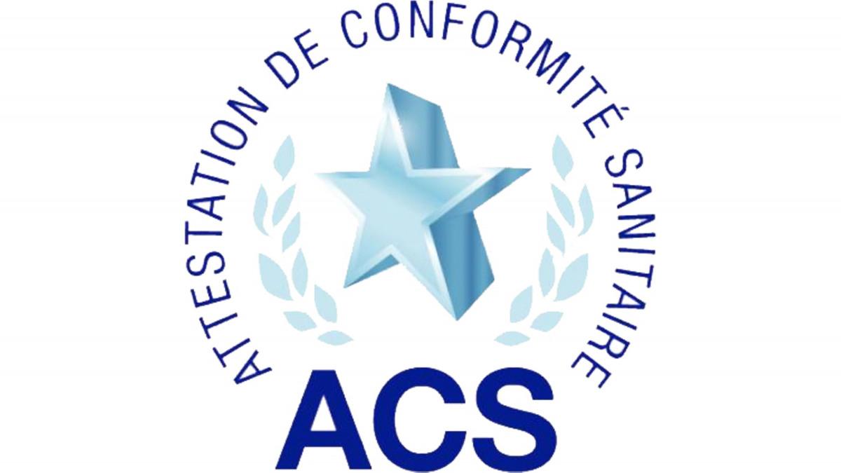 フランス衛生適合認証 (ACS)
