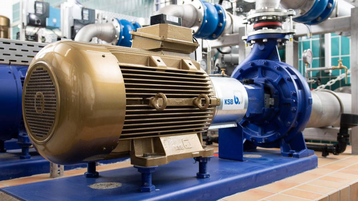 KSB SuPremE-Motor