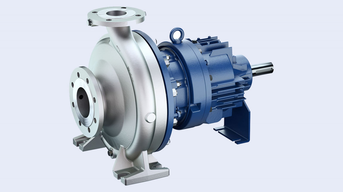 Magnochem – the proven mag-drive pump to ISO 2858 and ISO 5199
