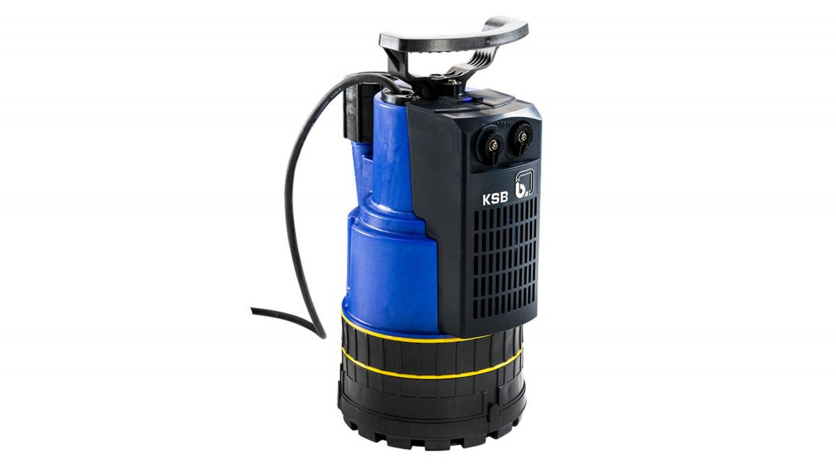 Schmutzwasserpumpe AmaDrainer 3