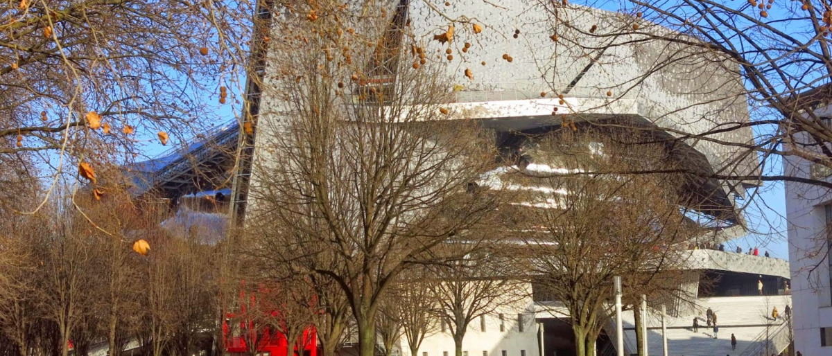 Effizientes Abwasserentsorgungsprojekt: Philharmonie de Paris