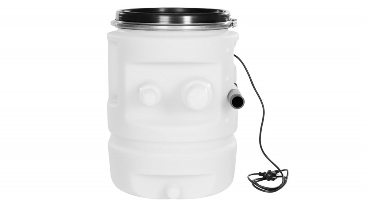 KSB-Tauchpumpe Ama-Drainer Box