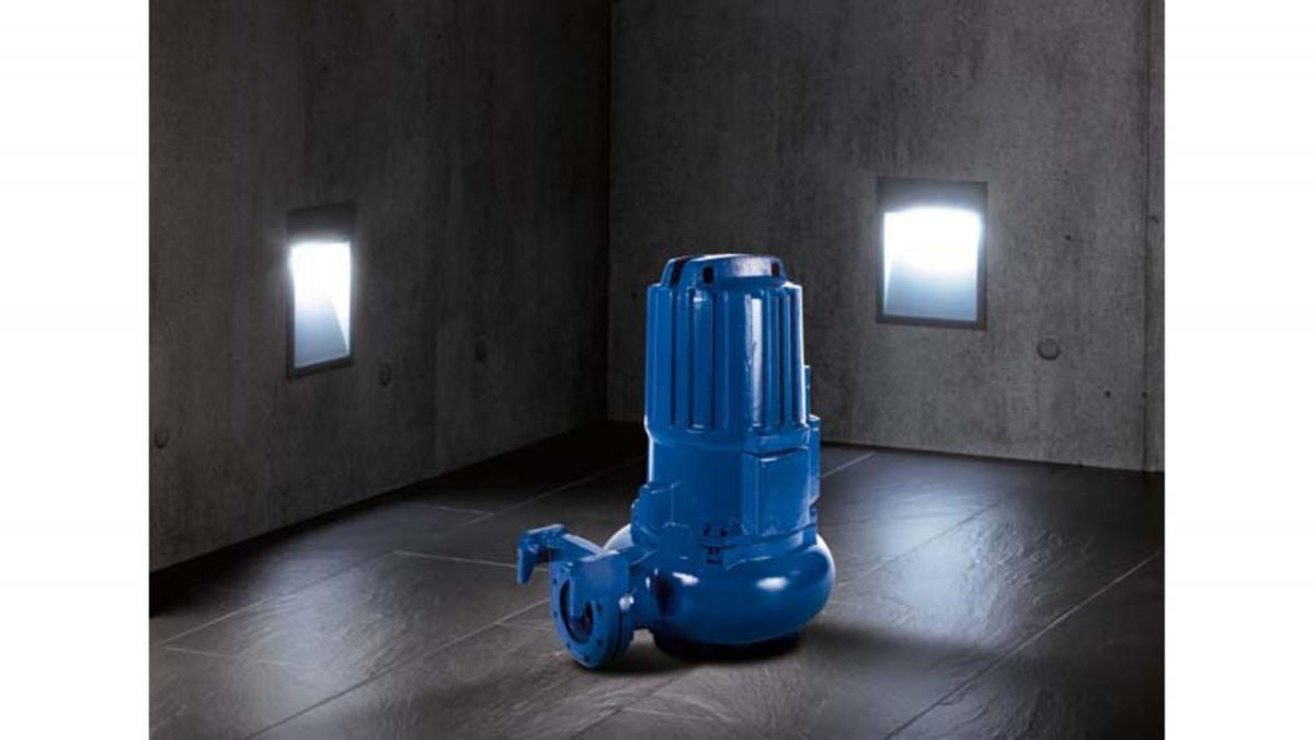 KSB Schmutzwasserpumpe vom Typ Amarex KRT