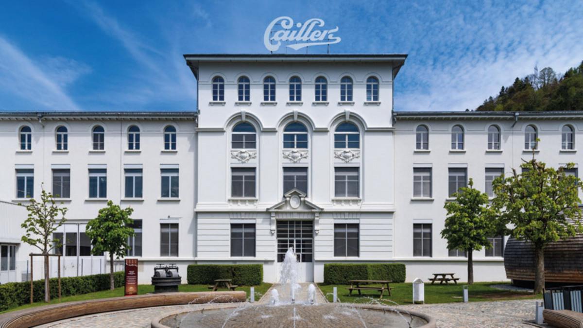 Das Maison Cailler in Broc zieht jedes Jahr tausende von Besuchern an