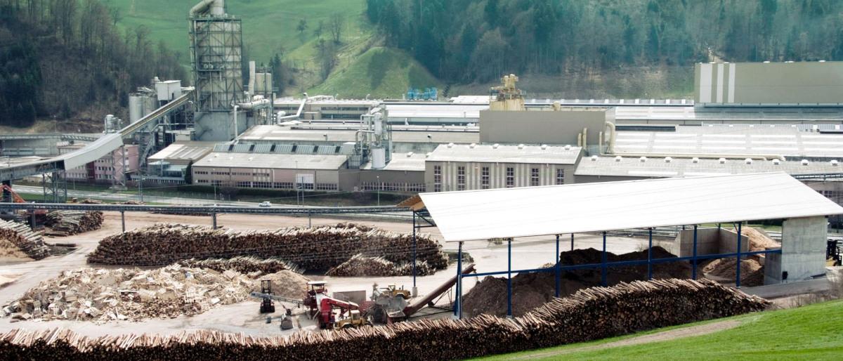 Swiss Kronospan site, Menznau