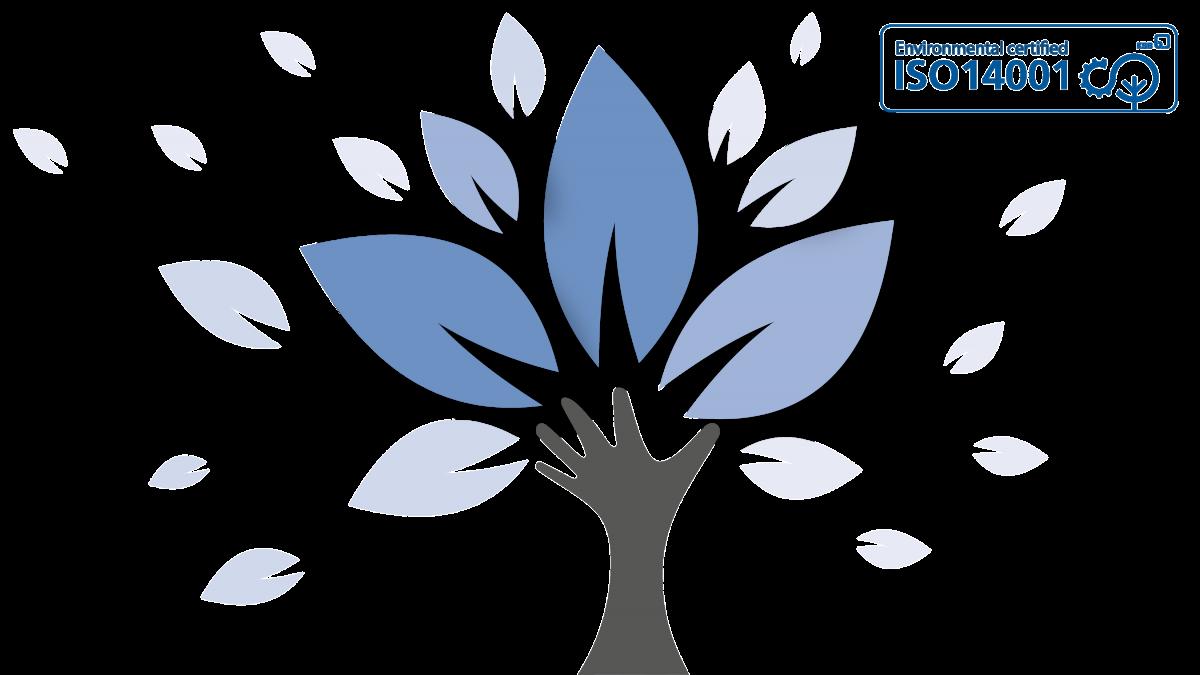 Produkte von KSB sind nach dem Umweltstandard ISO 14001 zertifiziert