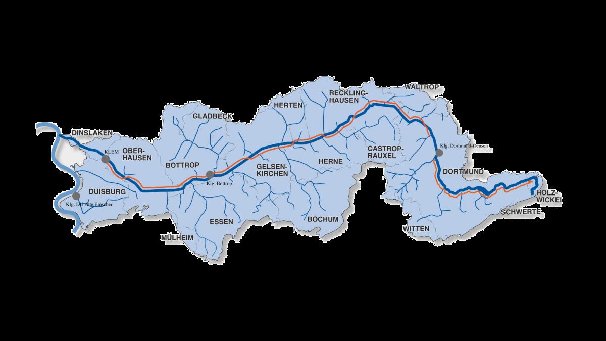 Emscher Abwasserkanal